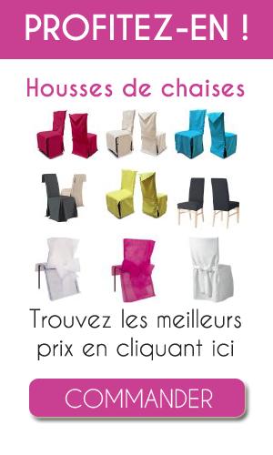 Location housses de chaises vente housses de chaise - Housse de chaise pas chere ...